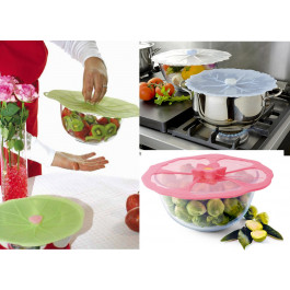 Charles Viancin Silicone Lids