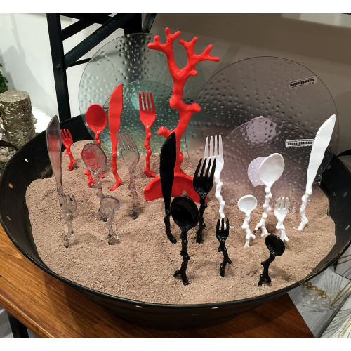 Madhouse By Michael Aram Coral Ocean Collection