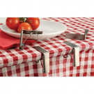 RSVP Endurance Stainless Steel Tablecloth Clips