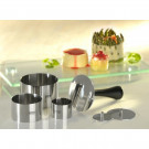 Gefu Ring and Tamper 10-piece Set