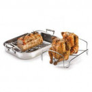 Cuisipro Convertible Dual Roasting Rack