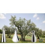 Olipac Stainless Steel Olive Oil Decanters
