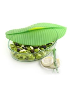 Oval Banana Leaf