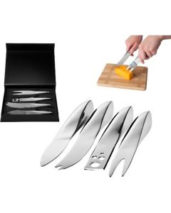 Franmara 4-Piece Cheese Service Set