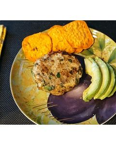 All Phases: Lunch or Dinner: Spiced Turkey Burgers