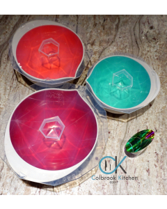 Charles Viancin Crystal Silicone Lids