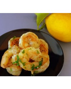 Phase 3 Dinner: Quick Garlic Shrimp