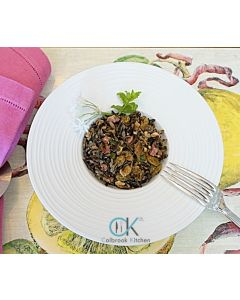 Nutted Wild Rice and Smoked Duck Salad